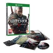 The witcher 3: wild hunt (day-one edition) - Xbox One