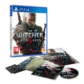 The witcher 3: wild hunt (day-one edition) - PS4