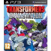 Activision Transformers: Devastation, PS3