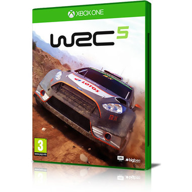 giochi xbox one wrc 5 xbox one in offerta su unieuro. Black Bedroom Furniture Sets. Home Design Ideas