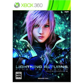 Square Enix Lightning Returns: Final Fantasy XIII, Xbox 360