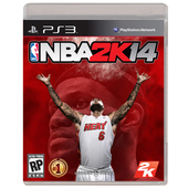 Take-Two Interactive NBA 2K14, PS3
