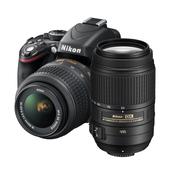 Nikon D3200 + 18-55mm f/3.5-5.6G AF-S VR DX NIKKOR + AF-S DX NIKKOR 55-300mm f/4.5-5.6G ED VR