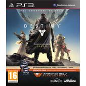 Activision Destiny Vanguard edition, PS3