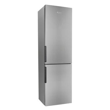 frigoriferi hotpoint lh8 ff2 x libera installazione 215l 90l a acciaio inossidabile. Black Bedroom Furniture Sets. Home Design Ideas