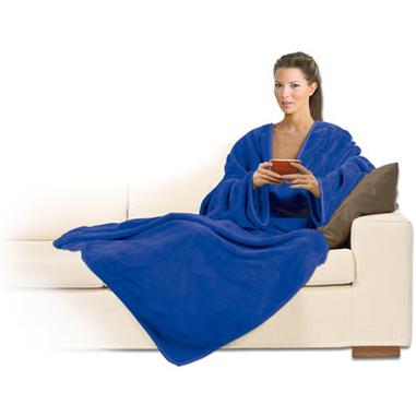 Macom 900DB 180 x 140cm Blu coperta con maniche