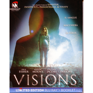 Visions, (Blu-ray) 2D ITA
