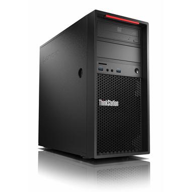 Lenovo ThinkStation P320 3.6GHz i7-7700 Torre Nero Stazione di lavoro