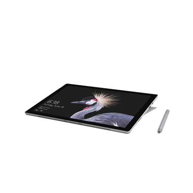 Microsoft Surface Pro i5 128GB Nero, Argento tablet + Signature Cover Alcantara Platino