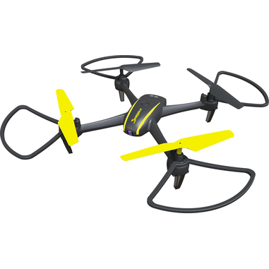 Twodots Sparrow 3 drone fotocamera Quadrirotore Nero 4 rotori 640 x 480 Pixel 750 mAh