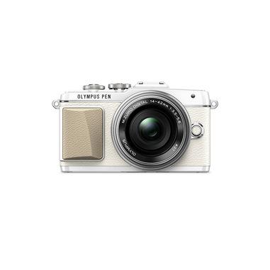 "Olympus PEN E-PL7 + M.ZUIKO ED 14‑42mm MILC 16,1 MP Live MOS 4608 x 3456 Pixel 4/3"" Bianco"