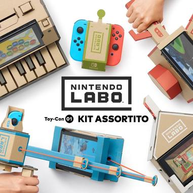LABO kit assortito
