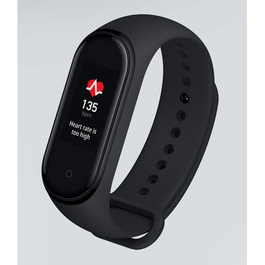 Xiaomi Mi Smart Band 4 Braccialetto per rilevamento di attività Nero AMOLED 2,41 cm (0.95