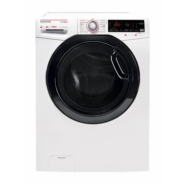Hoover HLP4137TAHB41-01 lavatrice Slim, Libera installazione Caricamento frontale Bianco 7 kg 1300 Giri/min A+++-10%