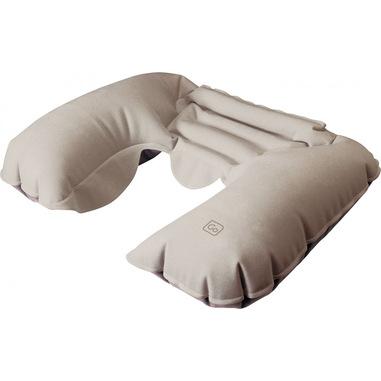 Go Travel The Snoozer cuscino da viaggio Gonfiabile Beige