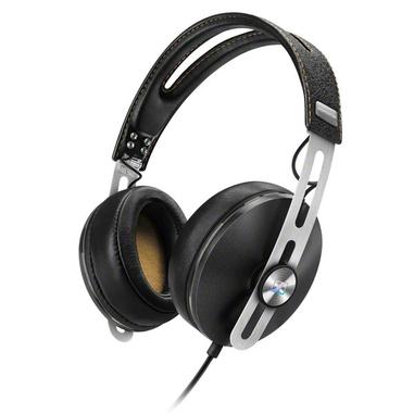 Sennheiser MOMENTUM G (M2) Padiglione auricolare Stereofonico Cablato Nero, Argento cuffia con microfono
