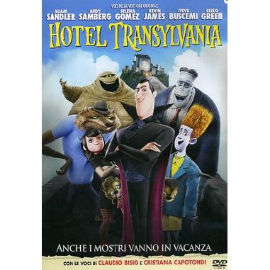 Hotel Transylvania, DVD