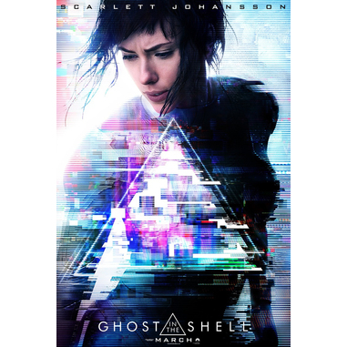 Ghost in the Shell, (DVD)2D ITA