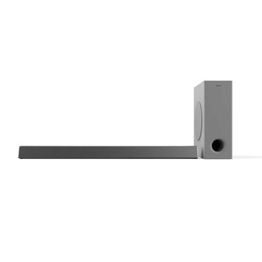 Philips HTL3325 altoparlante soundbar The One 3.1 canali 200 W Argento