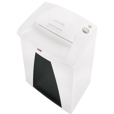 HSM Securio B32 4,5x30mm distruggi documenti Particle-cut shredding 31 cm 56 dB Bianco