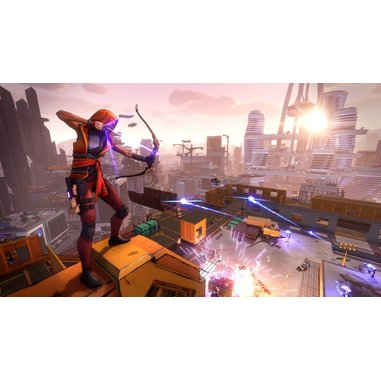 Agents of Mayhem, PS4 Basic PlayStation 4 Inglese videogioco