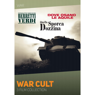 War Cult Collection (DVD)