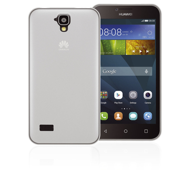 Phonix Custodia gel per Huawei Ascend Y5 trasparente