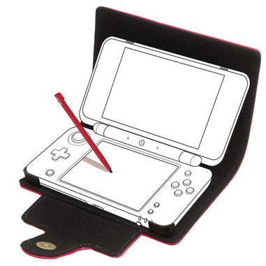 Bigben Interactive Custodia Flip & Play New 2DSXL