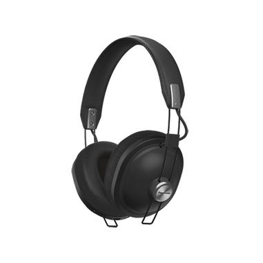 Panasonic RP-HTX80BEK cuffia stereofonica Bluetooth nera