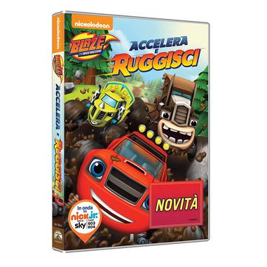 Accelera e Ruggisci (DVD)