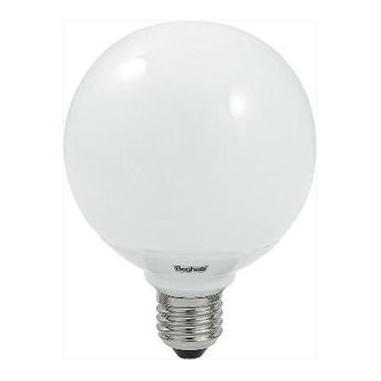 Beghelli lampada sfera LED Tuttovetro 2,5 W E14