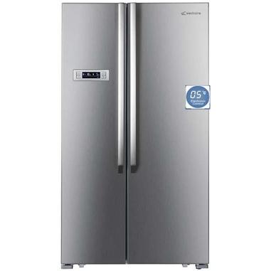 Electroline SBSE66DX Libera installazione 517L A+ Acciaio inossidabile frigorifero side-by-side