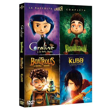 Laika Collezione DVD