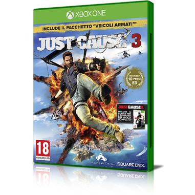 Just cause 3 - Day one edition Xbox One