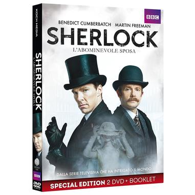 Sherlock - L'abominevole sposa (DVD)