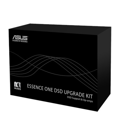 ASUS Xonar Essence One DSD kit di aggiornamento, nero