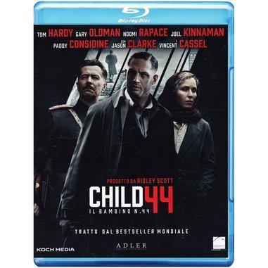 Child 44 - Il bambino n. 44 (Blu-ray)