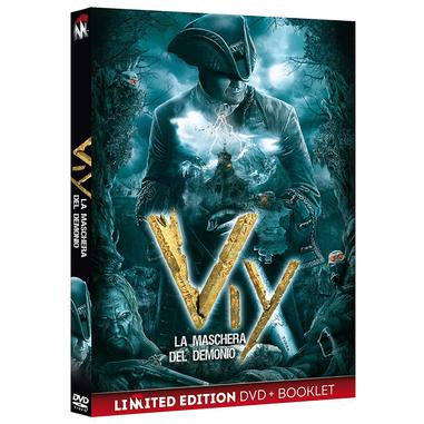 Viy - La Maschera Del Demonio + booklet (DVD)