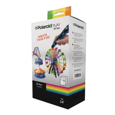 Polaroid 3D-FP-PL-2000-00 penna 3D 1,75 mm Nero, Blu