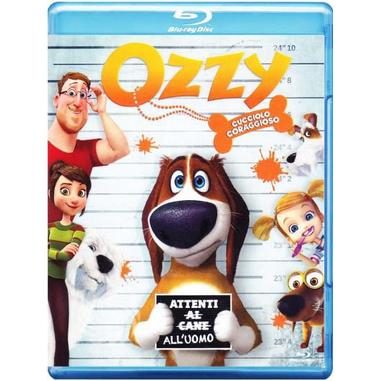 Ozzy cucciolo coraggioso, Blu-ray 2D ITA