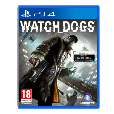 Ubisoft Watch_Dogs D1 - Special Edition, PS4