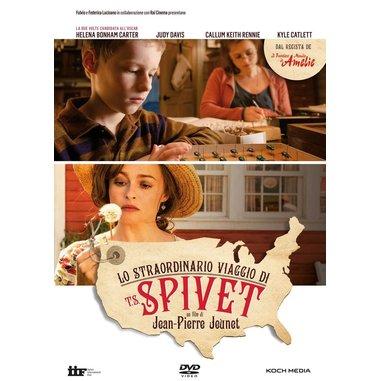 Lo straordinario viaggio di T.S. Spivet (Blu-ray))