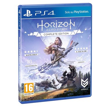 Horizon Zero Dawn - Complete Edition - PS4