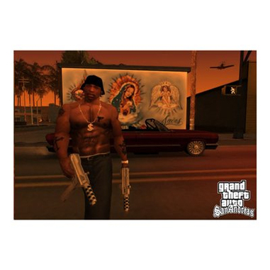 Grand Theft Auto: San Andreas, PS3