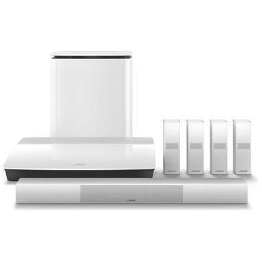 Bose Lifestyle 650 bianco sistema home cinema