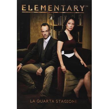 Elementary Stagione 4, DVD DVD 2D ITA