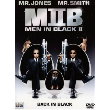 Men In Black 2, (DVD)