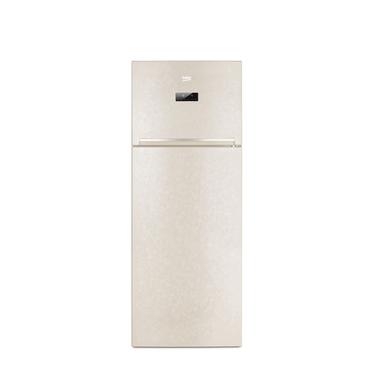 Beko RCNE520E20M Libera installazione Grigio 330L 124L A+ frigorifero con congelatore