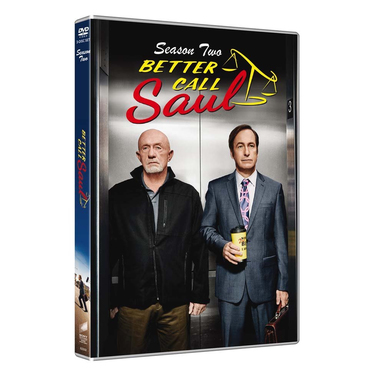 Better Call Saul Stagione 2, (DVD)