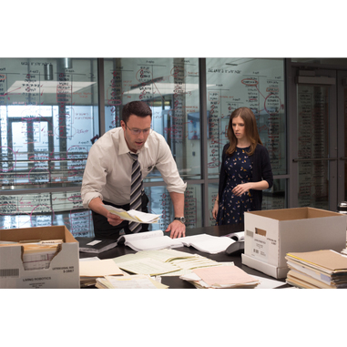 The Accountant DVD 2D